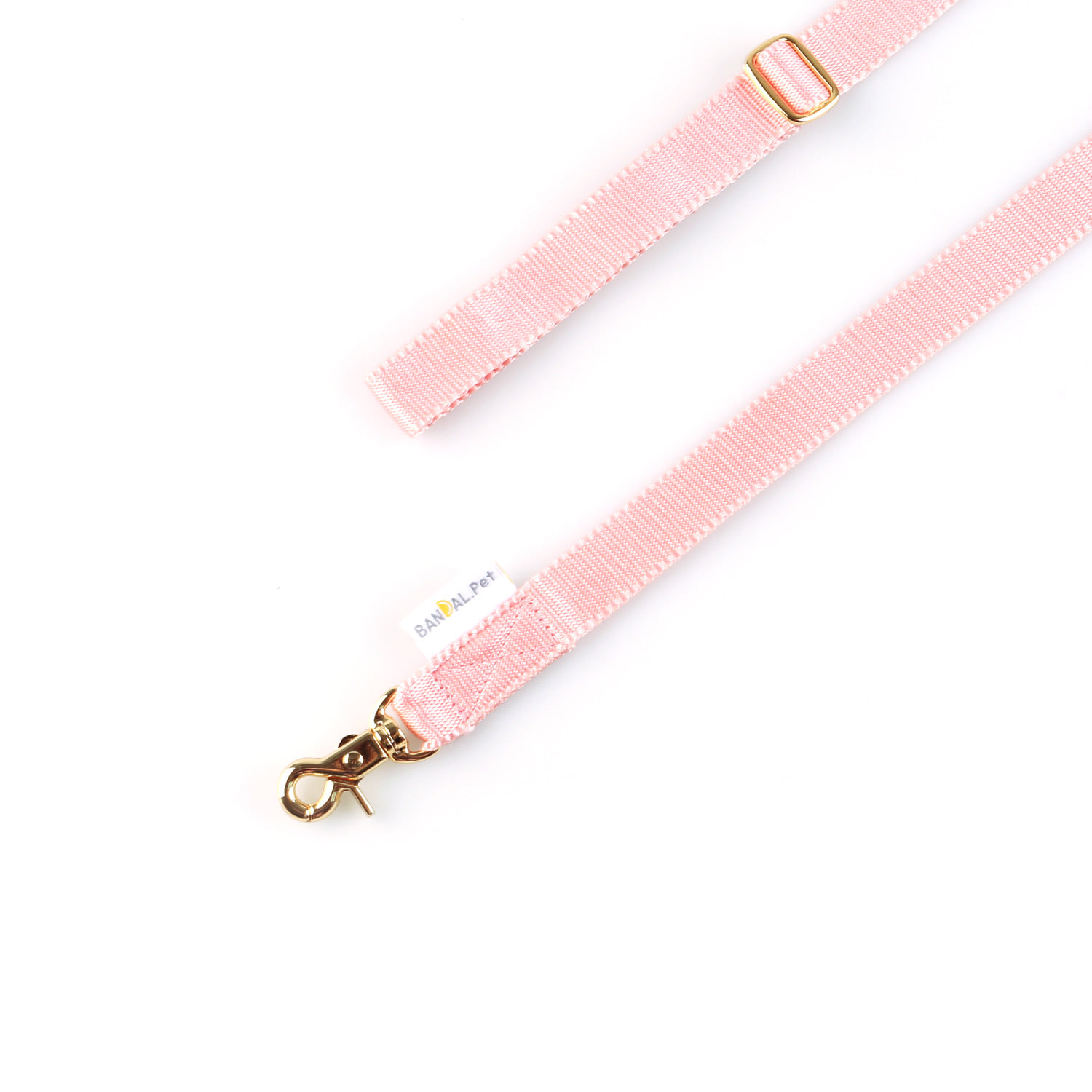 All day Leash_pink