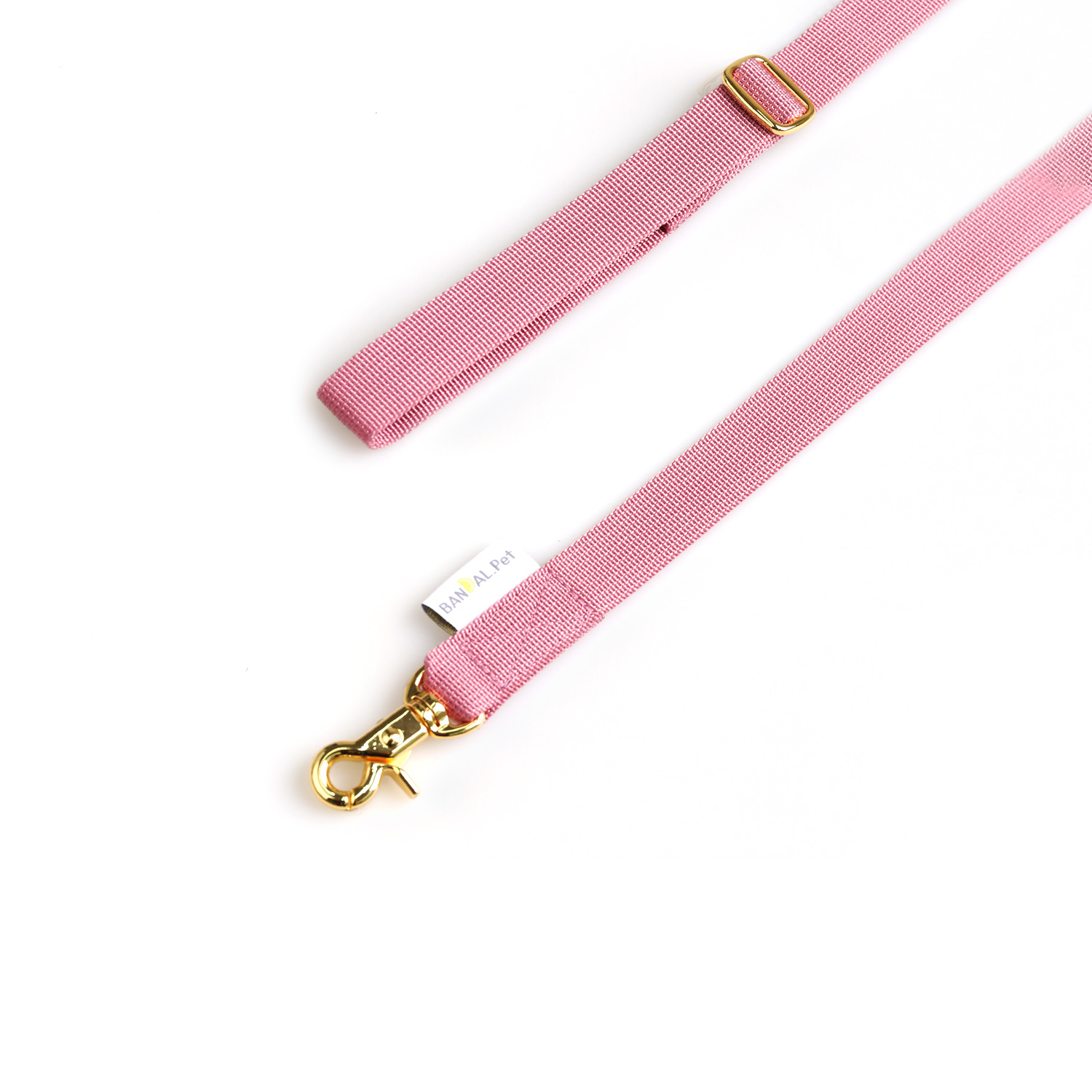 All day Leash_lavender